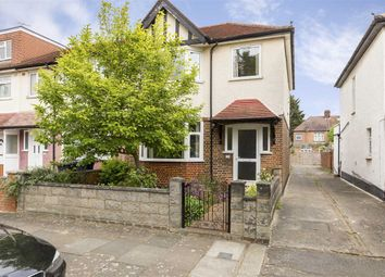 Thumbnail 3 bed terraced house for sale in Wilfrid Gardens, London