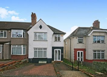 Thumbnail 3 bed end terrace house for sale in Bourne View, Greenford