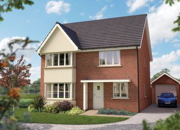 "Thumbnail 4 bed detached house for sale in ""The Canterbury"" at Amesbury Road, Longhedge, Salisbury"