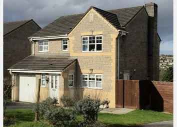 Thumbnail 4 bed detached house for sale in Maple Rise, Radstock