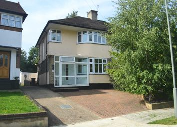 Thumbnail 3 bed semi-detached house to rent in Beaumont Road, Petts Wood, Orpington