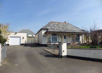 Thumbnail 3 bed detached bungalow for sale in North Road, Bradworthy, Holsworthy