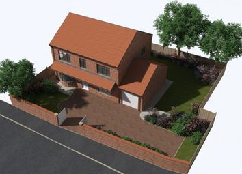 Thumbnail 5 bed detached house for sale in Strensall Road, Earswick, York