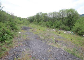 Thumbnail Land for sale in Duffryn Road, Aberdare