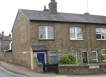 Thumbnail 2 bedroom end terrace house for sale in East Street, Sudbury