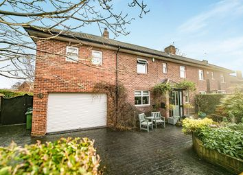 Thumbnail 3 bed semi-detached house for sale in Axwell Park Road, Blaydon-On-Tyne