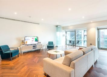 Thumbnail 3 bed flat to rent in Capital Building, Embassy Gardens, Nine Elms