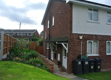 Thumbnail 2 bed flat to rent in Ivyfield Road, Erdington, Birmingham