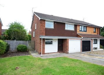 Thumbnail 3 bed semi-detached house to rent in Rangewood Avenue, Reading