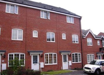 Thumbnail 3 bedroom town house to rent in Godwin Way, Newcastle, Newcastle-Under-Lyme