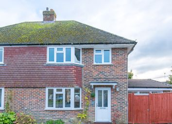 Thumbnail 3 bed semi-detached house for sale in Shepherds Close, Ringmer