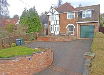 Thumbnail 4 bed detached house for sale in Fraser Road, Carlton, Nottingham