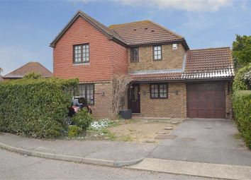 Thumbnail 4 bedroom detached house for sale in Weybridge Walk, Shoeburyness, Essex