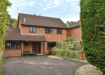 Thumbnail 4 bed detached house for sale in Ellis Road, Crowthorne, Berkshire