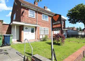 Thumbnail 1 bedroom flat for sale in Springwell Road, Sunderland