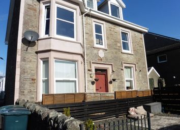 Thumbnail 2 bed flat for sale in 6 Queen St, Dunoon