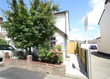 Thumbnail 2 bed semi-detached house for sale in Victoria Road, Addlestone, Surrey