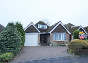 Thumbnail 3 bed detached bungalow for sale in Belwell Drive, Four Oaks, Sutton Coldfield