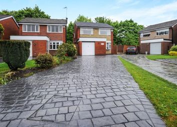 Thumbnail 4 bedroom detached house for sale in Riversmeade, Leigh, Greater Manchester, Lancs