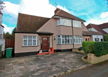 Thumbnail 3 bed semi-detached house for sale in West Avenue, Pinner