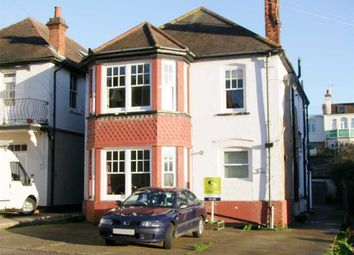 Thumbnail 3 bed flat for sale in Cobham Road, Westcliff-On-Sea