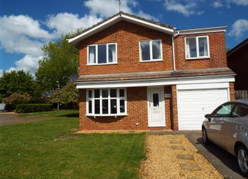 Thumbnail 5 bed detached house to rent in Harewood Road, Banbury