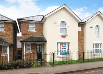 Thumbnail 4 bed detached house for sale in Station Road West, Canterbury