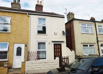 Thumbnail 2 bedroom terraced house for sale in York Road, Great Yarmouth