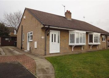 Thumbnail 2 bedroom bungalow to rent in Millfield Drive, Camblesforth, Selby