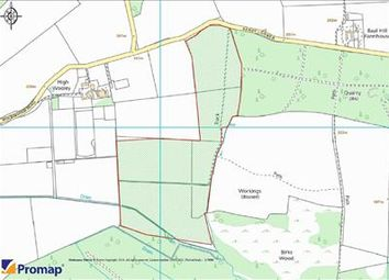 Thumbnail Land for sale in Land At Stanley Crook, Wolsingham Road, Crook, County Durham