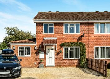 Thumbnail 3 bed semi-detached house for sale in Fairford Way, Bicester