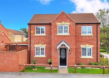 Thumbnail 3 bed detached house for sale in Oxland Drive, Hull