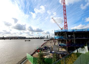 Thumbnail 1 bed property for sale in John Cabot House, Royal Wharf, London