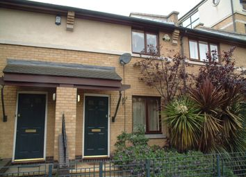 Thumbnail 2 bed terraced house to rent in Britannia Gate, London