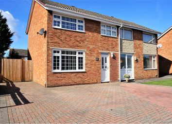 Thumbnail 3 bed semi-detached house for sale in Poltondale, Swindon