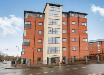 Thumbnail 2 bedroom flat for sale in Broad Gauge Way, City Centre, Wolverhampton