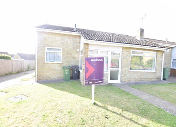 Thumbnail 2 bed semi-detached bungalow to rent in 3 The Drive, St Leonards-On-Sea, East Sussex