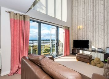 Thumbnail 3 bed penthouse for sale in St Margrets Court, Maritime Quarter, Swansea