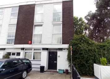 Thumbnail 5 bed town house to rent in Fellows Road, Swiss Cottage