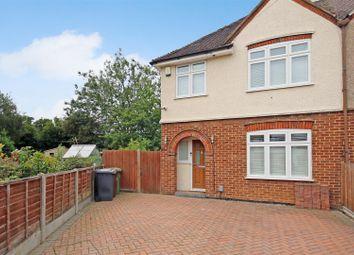 Thumbnail 3 bed semi-detached house for sale in Rendlesham Avenue, Radlett
