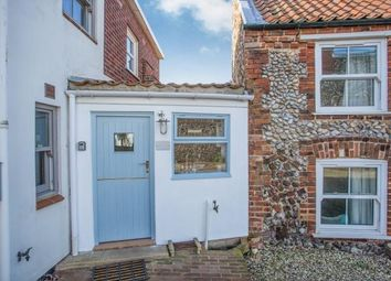 Thumbnail 3 bed cottage for sale in Brancaster Staithe, King's Lynn, Norfolk