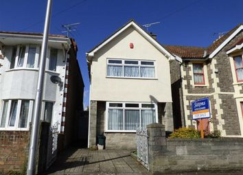Thumbnail 2 bedroom detached house for sale in Moorland Road, Weston-Super-Mare