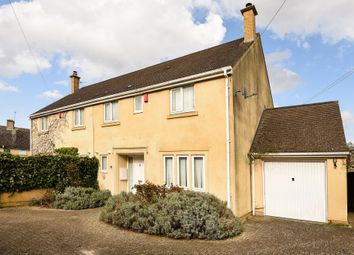 Thumbnail 4 bed semi-detached house for sale in Woodstock, Oxfordshire