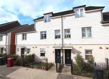 Thumbnail 4 bed town house for sale in St. Agnes Way, Reading