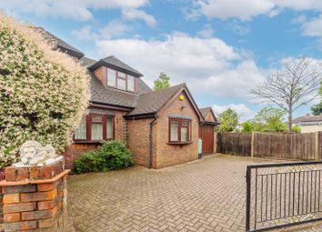Thumbnail 2 bed bungalow for sale in Carlton Crescent, North Cheam, Sutton