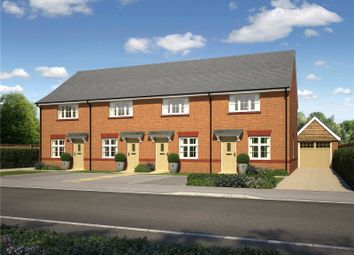 Thumbnail 2 bed semi-detached house for sale in Hedera Gardens, Baldock Road, Royston