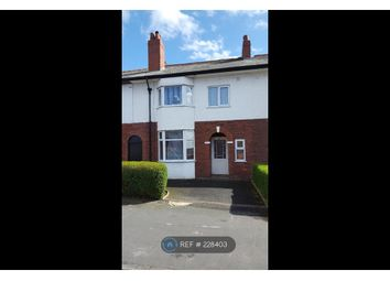 Thumbnail 3 bedroom terraced house to rent in St. Gregory Road, Preston
