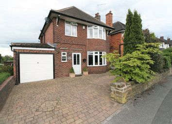 Thumbnail 3 bedroom detached house for sale in Chesterfield Road, Staveley, Chesterfield