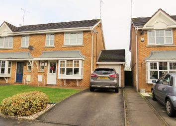 Thumbnail 3 bed semi-detached house to rent in Brockenhurst Way, Longford, Coventry