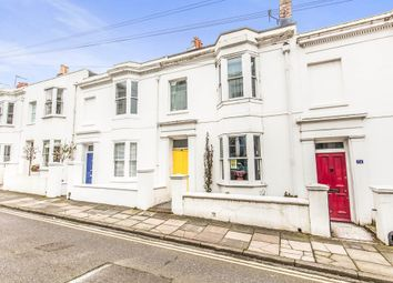 Thumbnail 2 bedroom terraced house for sale in Clifton Street, Brighton